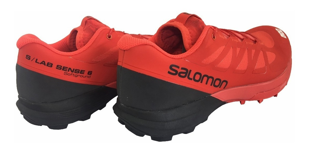 new concept 4bda0 bf8b9 Tênis Salomon S-lab Sense 6 Sg / Corrida / Trail Run