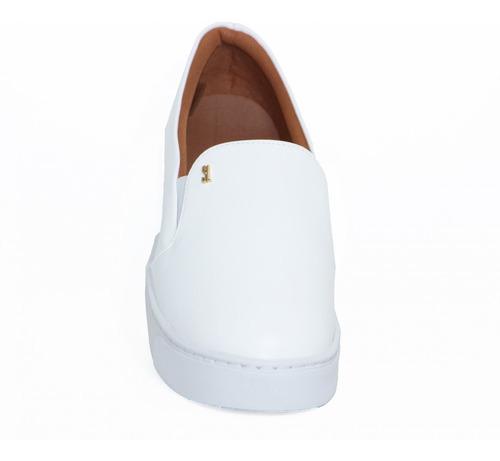 tênis santa lolla iate feminino  - 37 - branco
