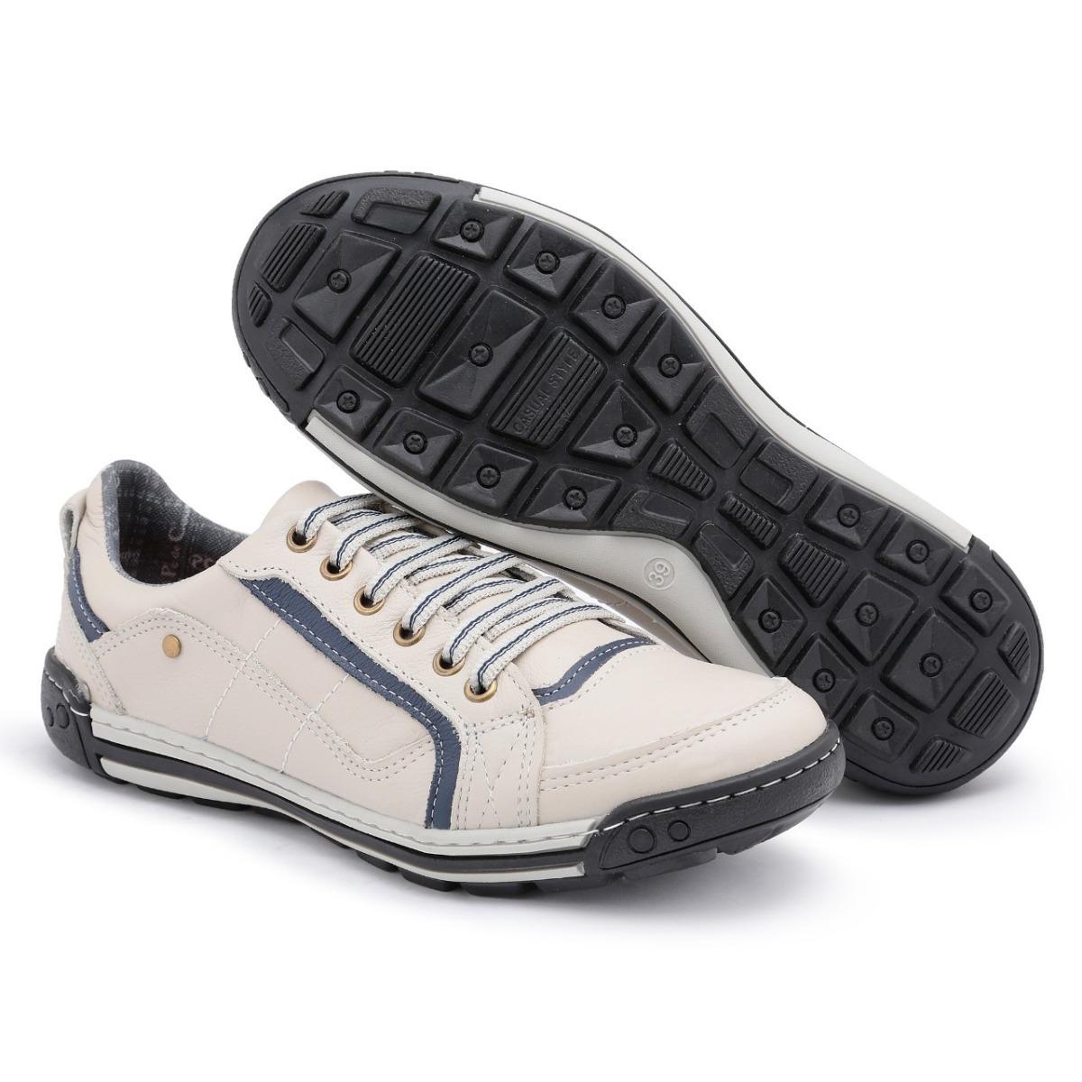 946e3acc07 Tênis Sapatenis Masculino Urbano Confortável Em Couro Forte - R$ 134,50 em  Mercado Livre