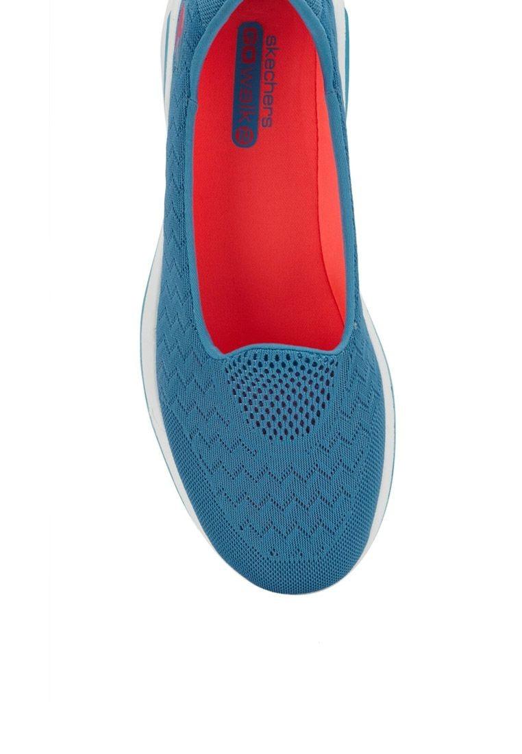 8eeba05bad8 tênis sapatilha skechers go walk 2 axis feminino. Carregando zoom.