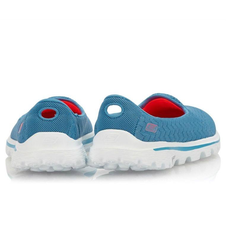 31779067d45 Tênis Sapatilha Skechers Go Walk 2 Axis Feminino - R  304