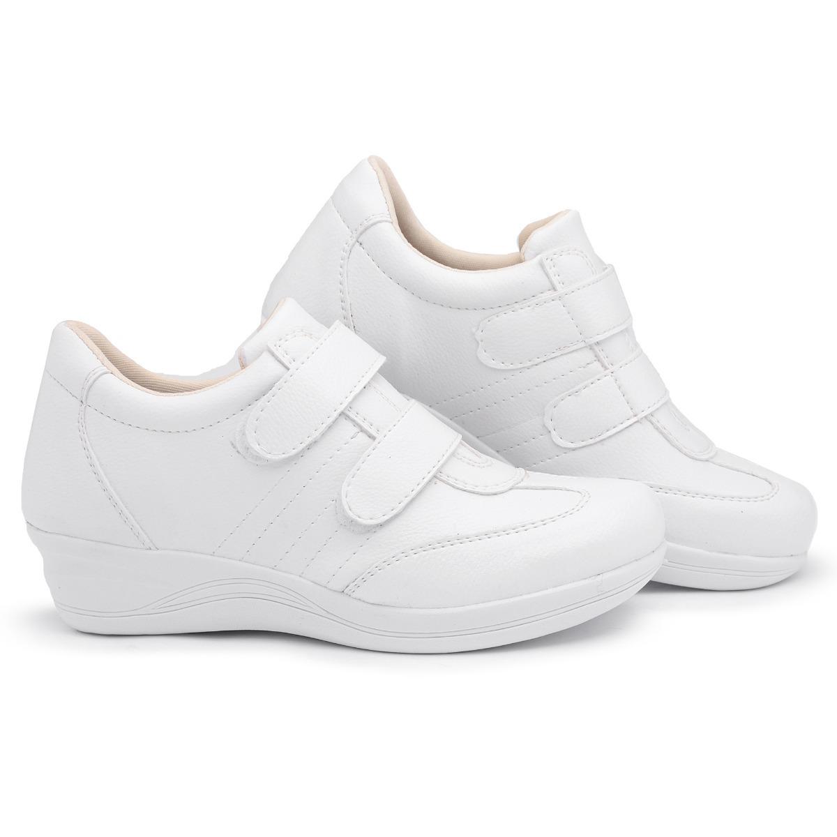 c538bb144ac tênis sapatênis feminino ortopédico promoção várias cores. Carregando  zoom... tênis sapatênis feminino. Carregando zoom.