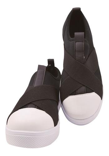 tênis sapatênis feminino chiquiteira chiqui/3703