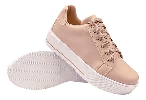tênis sapatênis feminino chiquiteira chiqui/3704