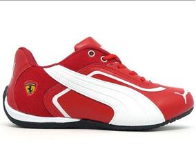 d08336bad4 Sapatenis Cavalier Ferrari Masculino - Calçados