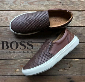 62b4c4d14 Sapato Vintage Hugo Boss Homem Sapatos Sociais Masculino - Sapatos ...