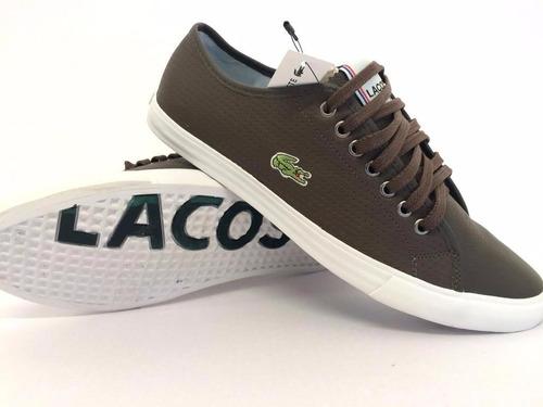 Tênis   Sapatênis Lacoste Sport -lançamento Promoção 25% Off - R ... 362989a2a7