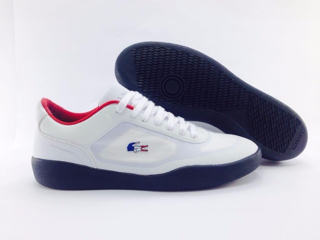 6081994242a tênis sapatênis lacoste tramline lançamento promoção 25% off. Carregando  zoom.