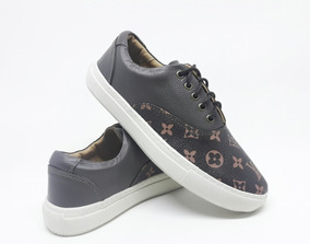 1ba50e09b Sapatenis Louis Vuittons Masculino - Calçados, Roupas e Bolsas com o  Melhores Preços no Mercado Livre Brasil