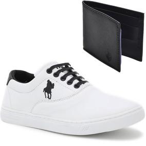 062e149571 Tenis Polo Cano Baixo Masculino - Calçados, Roupas e Bolsas com o Melhores  Preços no Mercado Livre Brasil