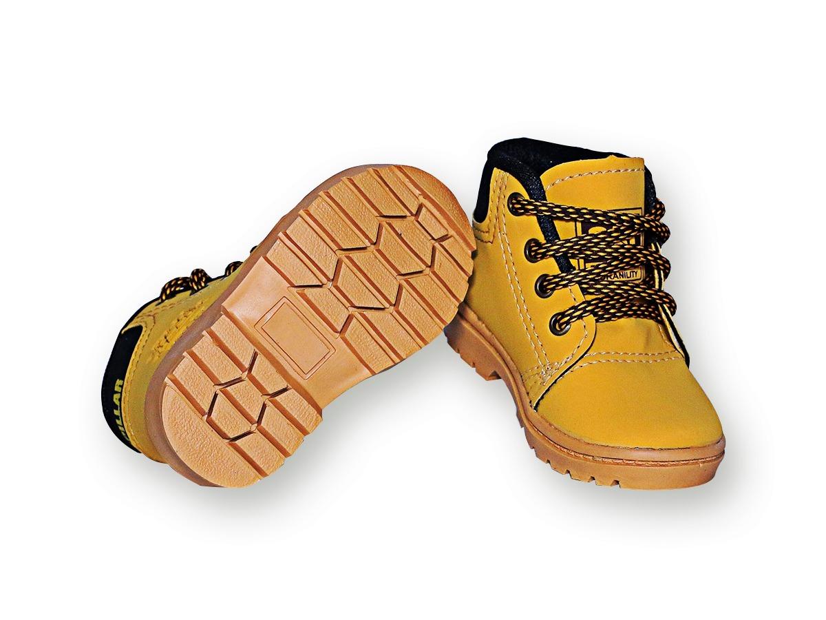 db41919fec0 tênis sapato bota botinha caterpillar infantil. Carregando zoom.