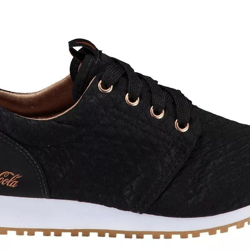 5696ffb1a tênis sapato coca cola sense feminino promoção coke. Carregando zoom.