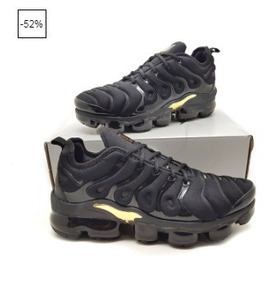 d057f1a132b Sapato Masculino Nike Air Vapormax Plus Original Na Caixa