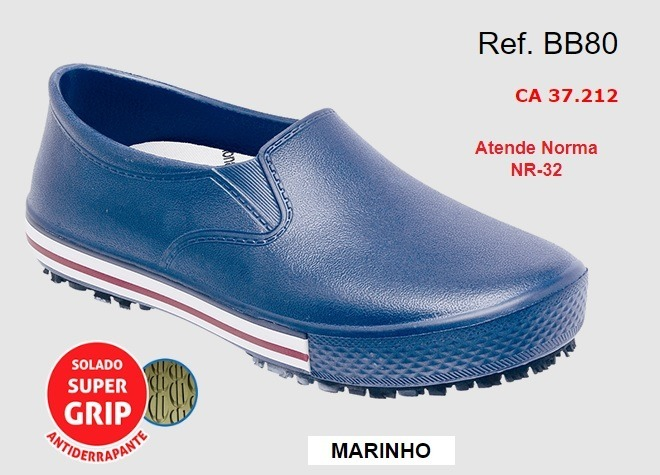 Tênis Sapato Works Segurança Softwork Com Ca 37.212 Azul - R  76,10 ... 4979ddb2fd