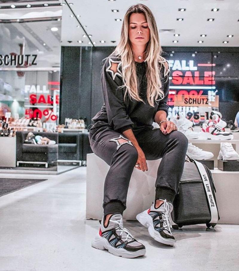 191e4c05314 Tênis Schutz Chunky Sneaker S.95-18 - R  239