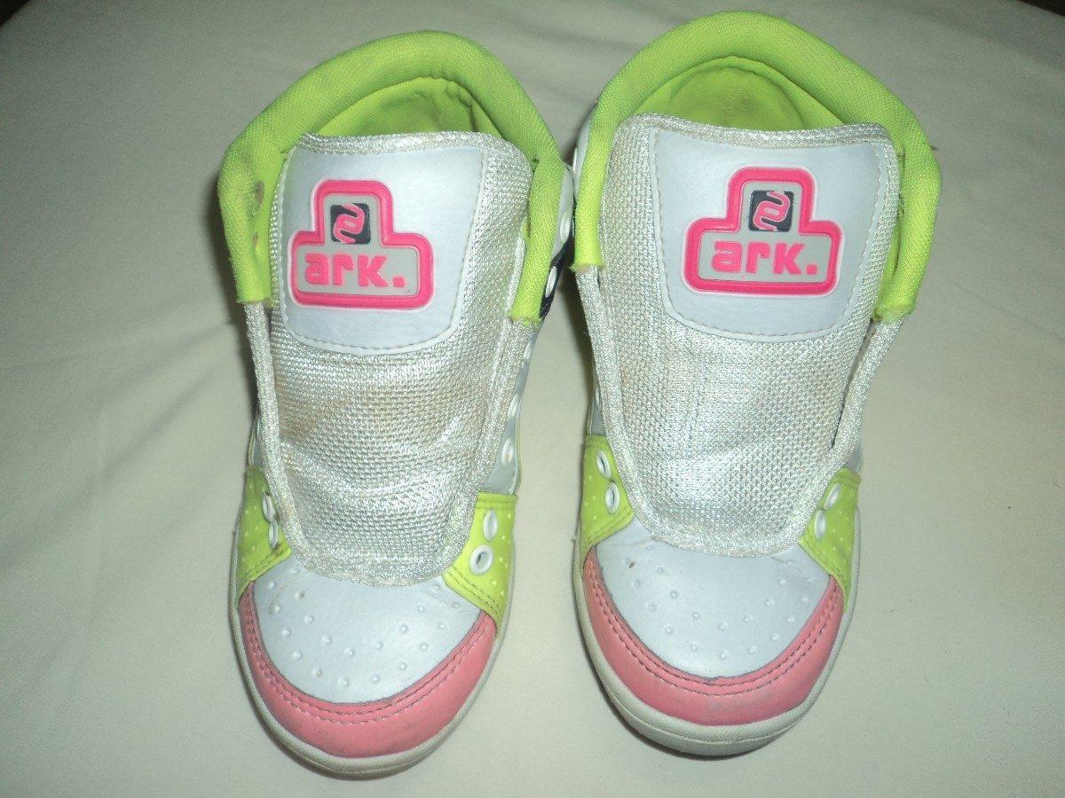 71b3071cd Tênis Skate Botinha Ark Caveirinhas 37- Usado - R$ 49,99 em Mercado ...