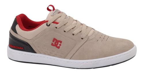 tênis skate dc chris cole signature masc. + f. grátis