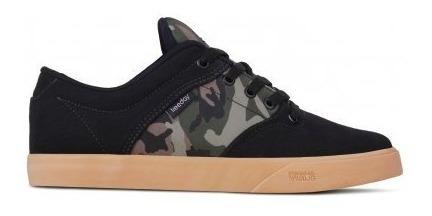 tênis skate freeday flip vulc camuflado + cores