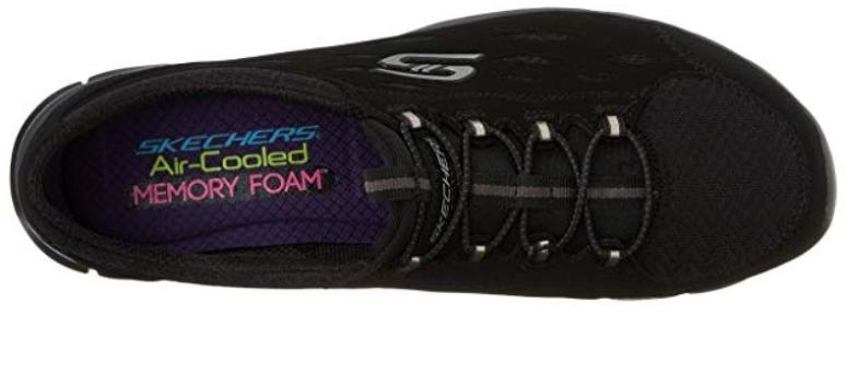 Tênis Skechers Feminino Air Cooled Memory Foam Frete Grátis!