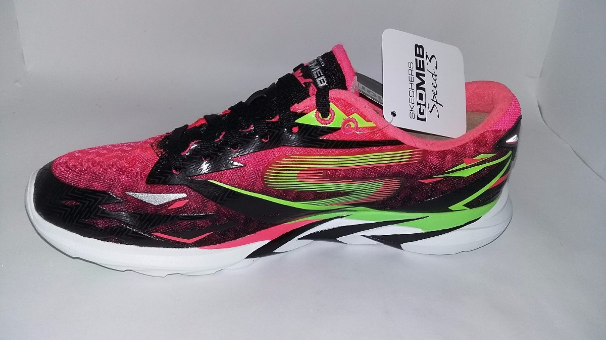 b096e4710fe tênis skechers go meb speed 3 academia corrida caminhada. Carregando zoom.