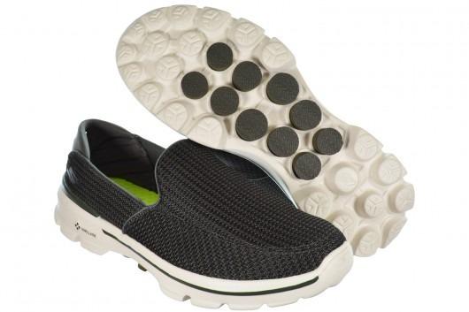 35336b5cc Tênis Skechers Go Walk 3 Oliva 53980-olv Loja Sports Att - R  249