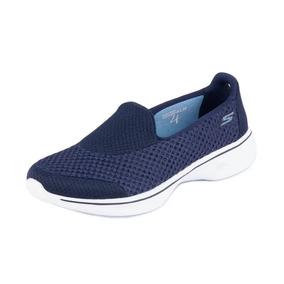 ba803b8a7e Tenis Skechers Go Walk 4 Feminino - Tênis com o Melhores Preços no ...