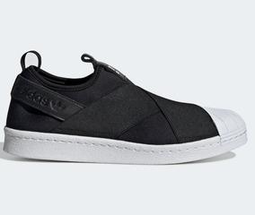 1ce02c329 Adidas Superstar Iridescent - Tênis Textil Preto no Mercado Livre Brasil
