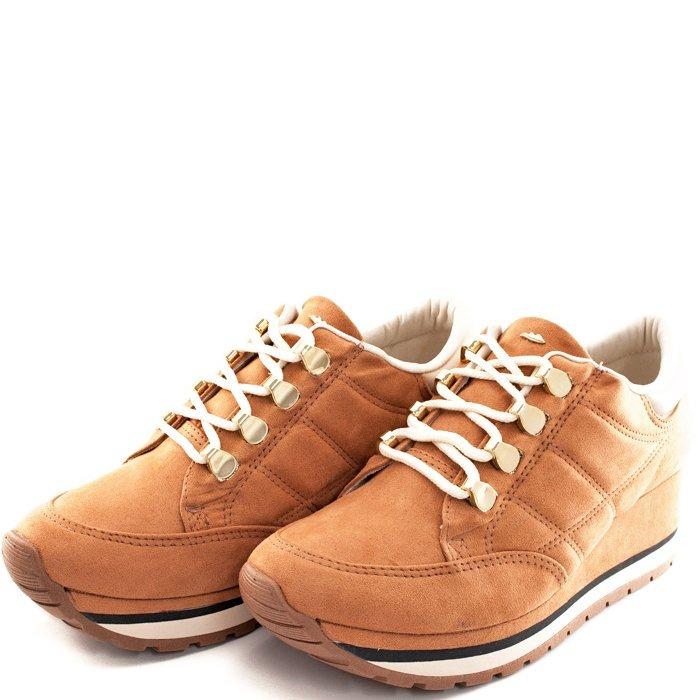 993585c95 Tênis Sneaker Salto Anabela Dakota B9751 - R$ 229,90 em Mercado Livre