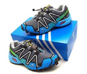 42443de3630f0 Tenis Adidas Speed Cross Cano Alto - Adidas no Mercado Livre Brasil