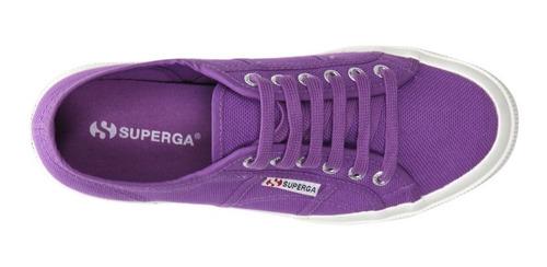 tênis superga lilas original. liquidação.