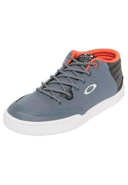 Tênis Switch Mid Oakley Azul - Tamanho 39 - R  150 a5b5e8d99932f
