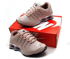 94b9caa59a346 Centauro Tenis Feminino Para Academia Nike Shox - Tênis com o ...