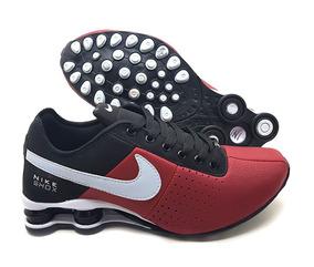 6b1be6a3cba Tenis Nike Shox Primeira Linha - Tênis Azul escuro no Mercado Livre Brasil
