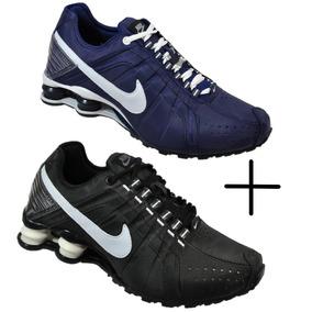 a839ab2d268 Tenis Nike Shox Junior Masculino - Nike para Masculino no Mercado ...