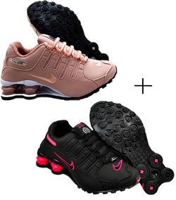 09563ea92e880 World Tennis Nike Shox - Nike para Feminino com o Melhores Preços no ...