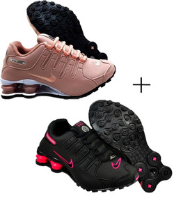 bffcc7e932f Nike Shox Feminino Tamanho 34 Minas Gerais Tamanho 35 - Tênis 35 no ...