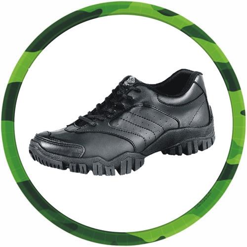 tênis tático militar educação física caminhada *12x s/ juros
