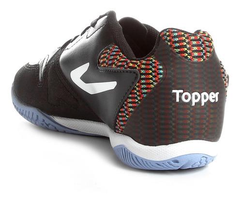tênis topper dominator td -semi/profissional