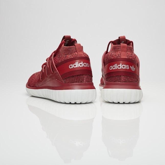 ddfd7aafe77 Tênis Tubular Nova Primeknit Mystery Red adidas Originals Ma - R ...