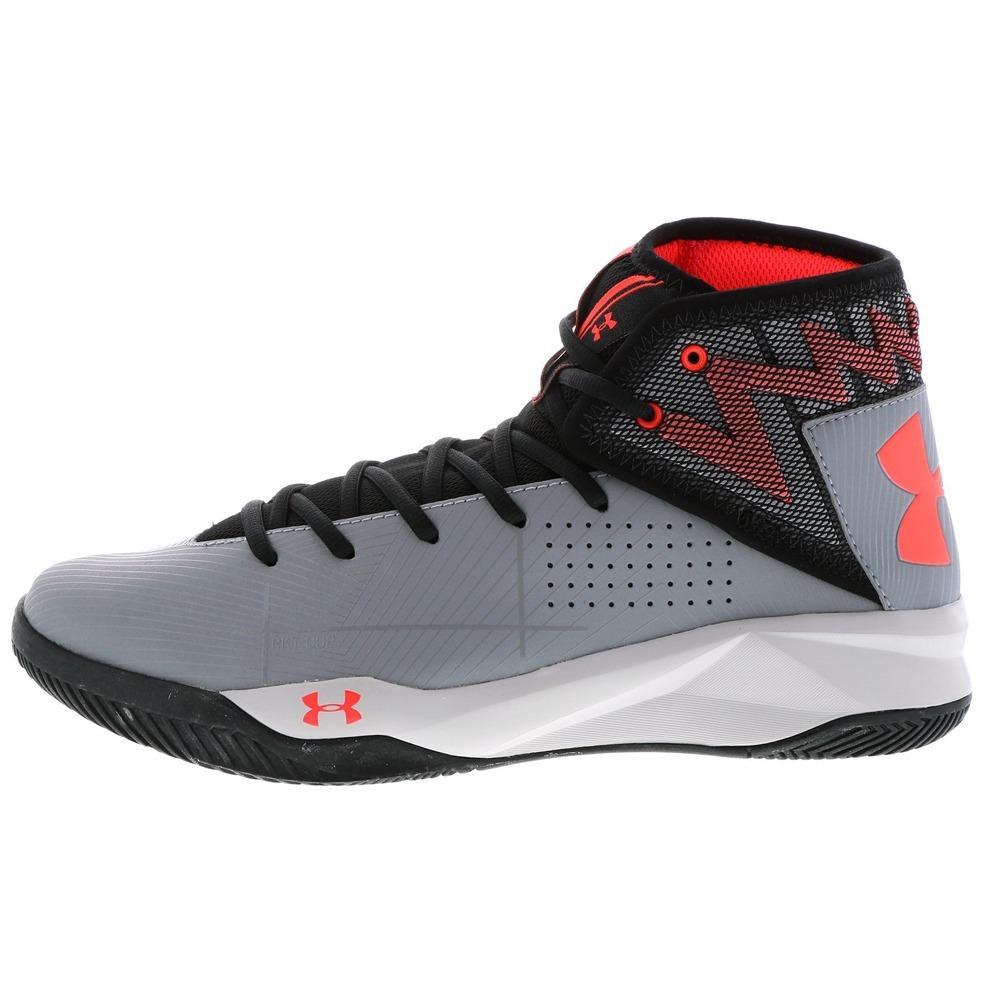 newest 1fed6 f54eb Tênis Under Armour Rocket 2 Stephen Curry Nba Basketball