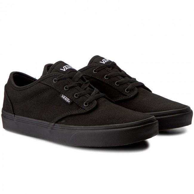 72115ff6fa2 Tênis Vans Atwood Preto - All Black Tamanho 40 - R  259