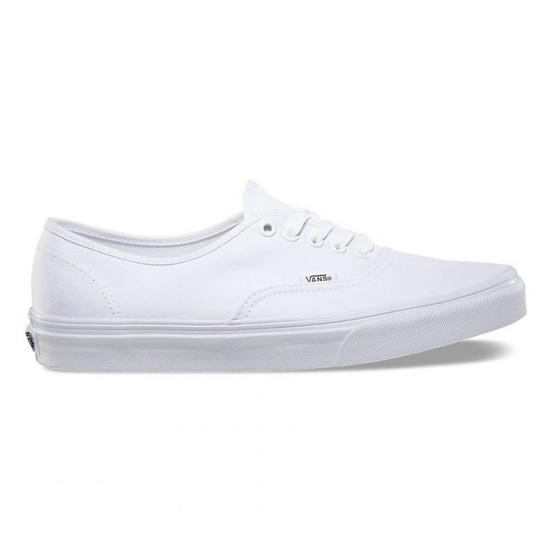 tênis vans branco authentic classic u feminino e masculino. Carregando zoom. d4680a6623828