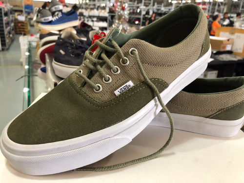 tênis vans classic authentic verde