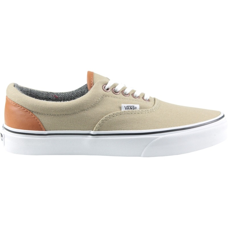 c1a8a2a67b Tênis Vans Classic U Era C l Light Khaki Tweed - R  169