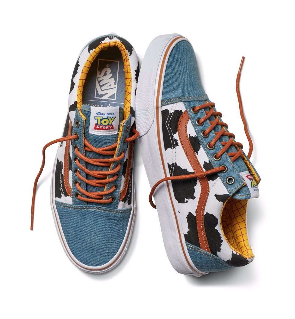 Vans Toy Story Shoes Canada