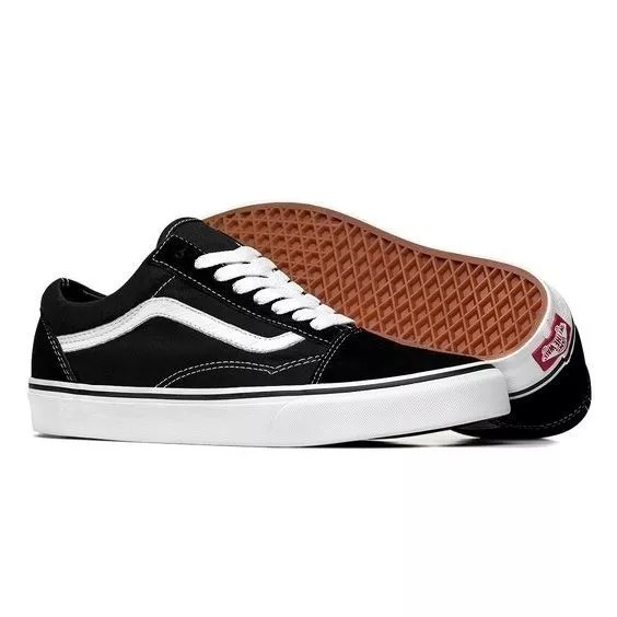206687e0f03 Tênis Vans Old Skool Infantil Feminino E Masculino - R  49