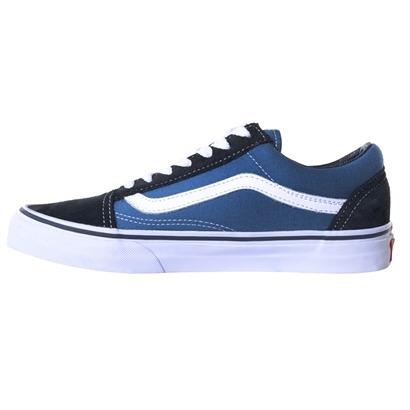6cf172aa8 Tênis Vans Old Skool Azul Marinho - R  189