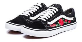 d2b8df3e44 Tenis Vans Floral Masculino - Calçados, Roupas e Bolsas com o ...