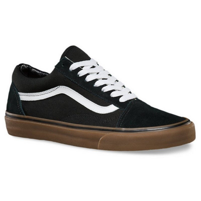 9cb860c2944 tênis vans old skool gumsole black medium gum - c nf. Carregando zoom.