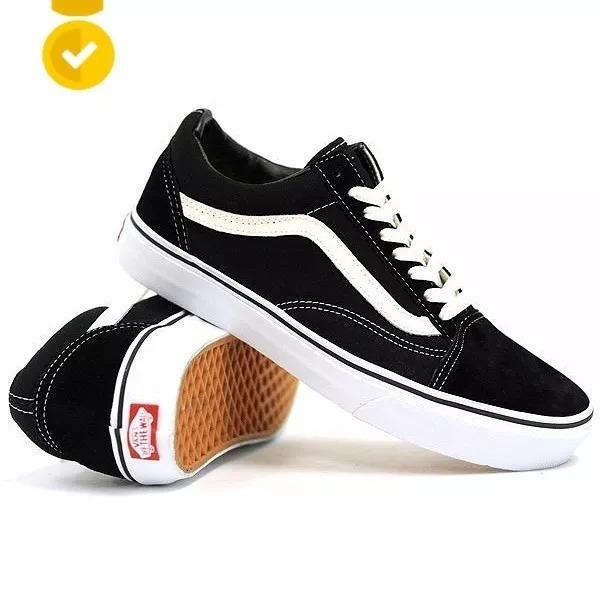 a95500ee3a Tênis Vans Old Skool Original Promoção Masculino Feminino - R$ 50,00 ...